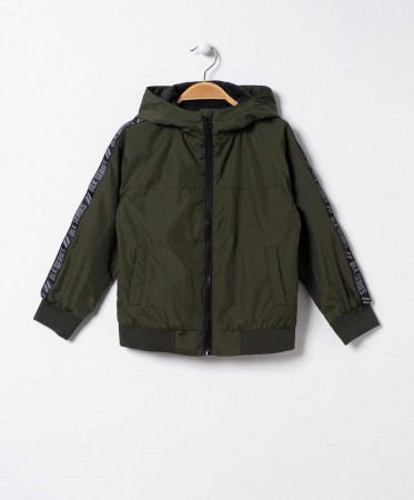 detail BOY'S 100% POLYESTER WOVEN JACKETS